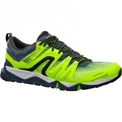 Chaussures marche sportive homme PW 900 Propulse Motion jaune fluo