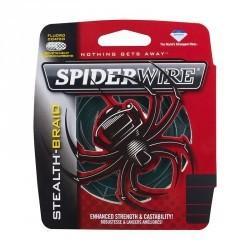 FILS/TRESSES PECHE AUX LEURRES SPIDERWIRE 270M 30/100