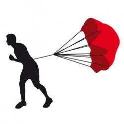 Parachute de courseRouge Rouge