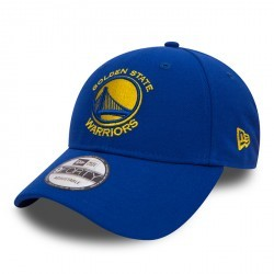 CASQUETTE ADULTE   NEW ERA NBA THE LEAGUE GOLDEN STATE