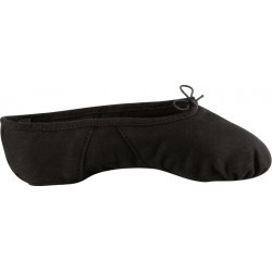 CHAUSSONS  fille DANSKIN POEMA 1/2 POINTE BI SEMELLE NO