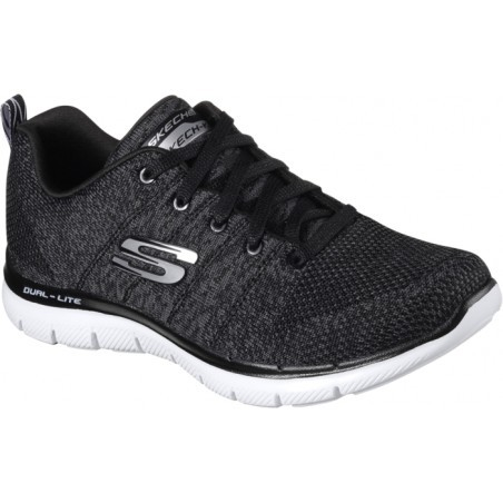 CHAUSSURES BASSES  femme SKECHERS FLEX APPEAL 2.0 HIGH ENERGY