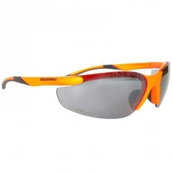 Lunette solaire chasse fluo