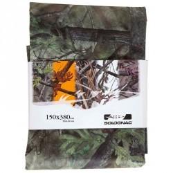 Bâche 3D NT camouflage marron 150X380