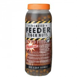 APPATS PECHE CARPE FRENZIED FEEDER TIGER NUTS