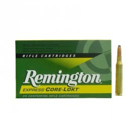 Munitions chasse 280REM SP 165 grainsX20