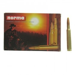 Munitions de chasse 7x64 Dual Core 11g