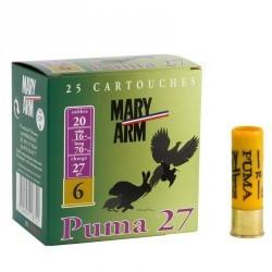 Cartouche Puma 27 pb7.5 x 25