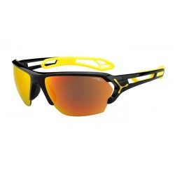 CEBE S'TRACK L SHINY BLACK YELLOW