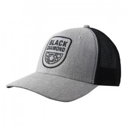 BD Trucker Hat - Casquette homme Heathered Aluminum / Black TU U