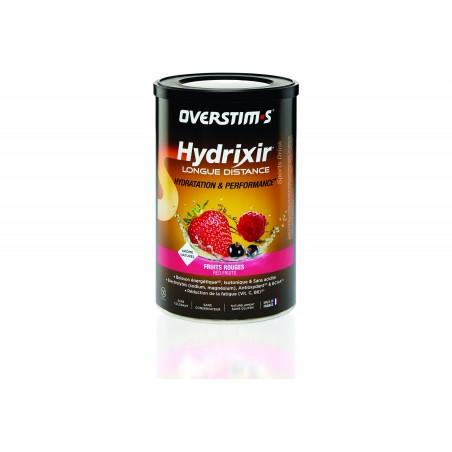 OVERSTIM.s Hydrixir Longue Distance 600g - Fruits Rouges Diététique Boissons