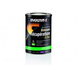 OVERSTIM.s Boisson Récupération Élite 420g - Menthe Diététique Protéines / récupération