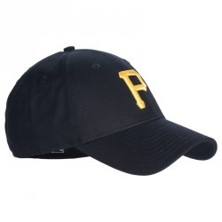 Casquette de baseball pour adulte 9Forty Pittsburgh noire