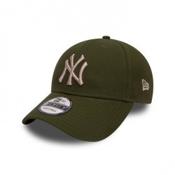 NEW ERA LEAGUE ESSENTIAL 9FORTY KAKI