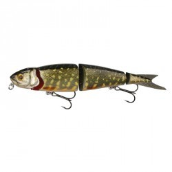 POISSONS NAGEURS PECHE 4PLAY SWIM&JERK 95 PIKE
