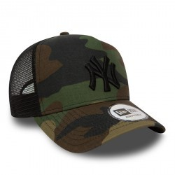 NEW ERA CLEAN TRUCKER NY CAMO