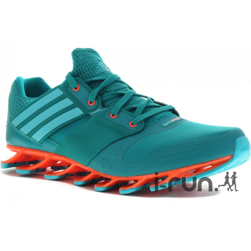 Avis test adidas Springblade Solyce M Chaussures homme Adidas