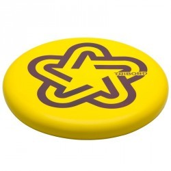Disque volant D Soft  jaune