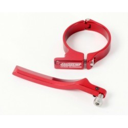 MSC Guide Chaine Protecteur Rouge 11 gr + Fixation Collier