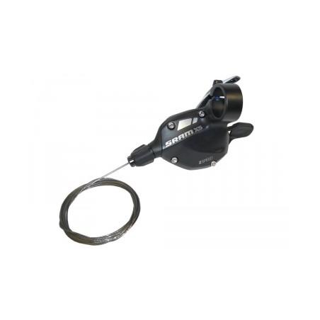 SRAM Manette Trigger Avant X5 2x10 Vitesses NOIR