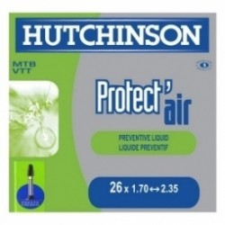 Hutchinson Chambre à air Butyl Protect´Air 26*1.70 à 2.35 Presta