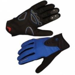 ENDURA Paire de gants Windchill Bleu