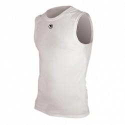 ENDURA T-Shirt sans manches Translite Baselayer Blanc