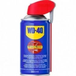 WD-40 Spray Huile Lubrifiant Classic Smart Straw 300ml