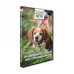 DVD - Dressage à la chasse avec l'épagneul breton