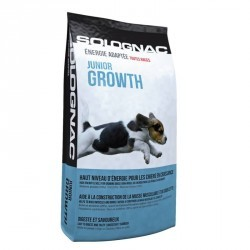 Alimentation chien Junior Growth 12KG