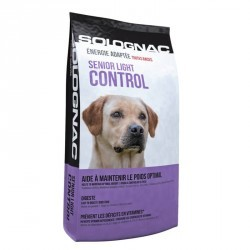 Alimentation chien senior Light Control 12KG
