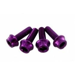 Vis de Porte Bidon A2Z Extra Light Violet x4
