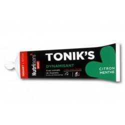 NUTRISENS Gel énergétique TONIKS Citron Menthe 35g