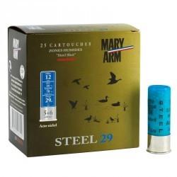 Cartouche Steel 29G PB5+6 X25