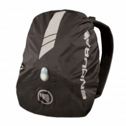 ENDURA Housse imperméble de Sac à Dos LUMINITE Noir