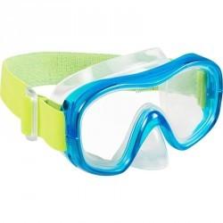 Masque de snorkeling 520 vert turquoise