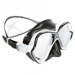 Masque de plongée X-Vision Liquid Skin noir