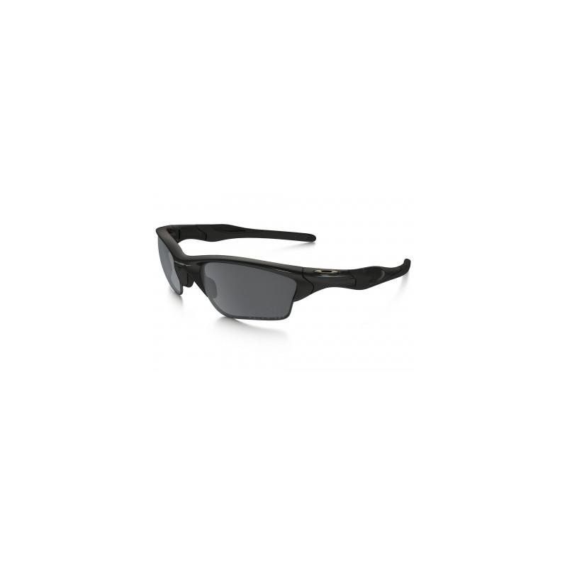 33e04d4638299b OAKLEY Lunettes HALF JACKET 2.0 XL Noir Mat - Noir Iridium Polarisé Réf  OO9154-46