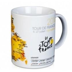 TOUR DE FRANCEMUG Céramique Blanc
