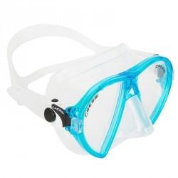 Masque de plongée Ocean turquoise