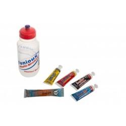 BIDON Pack Energie MARATHON (Bidon + 5 gels)