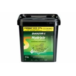 Boisson Énergétique Overstims Hydrixir Antioxydant Menthe 3Kg