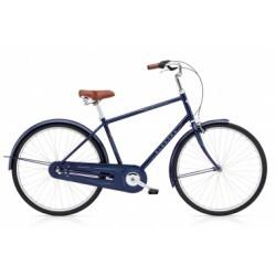 Vélo de Ville Electra Amsterdam Original 3i Shimano Nexus 3 V Bleu