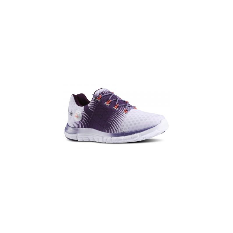 Reebok De Avis Zpump Test Violet Chaussures Fusion Running Femme xv4qA4P