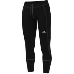 adidas Collant Long SEQUENCIALS CLIMAHEAT BRUSHED Noir Femme