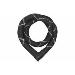 ABUS Antivol Chaine IVEN 8210 Noir