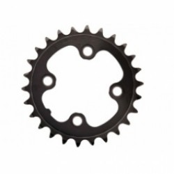 Shimano Plateau XT FC-M770 22 dents entraxe 64 / 4 branches