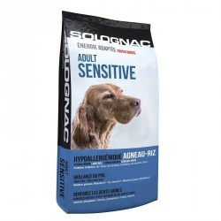 Alimentation chien adult Sensitive 12KG