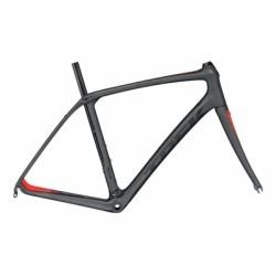 TREK 2017 Kit Cadre DOMANE SLR Noir/Rouge