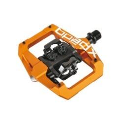 Pédales XPEDO GFX Orange 9/16´´